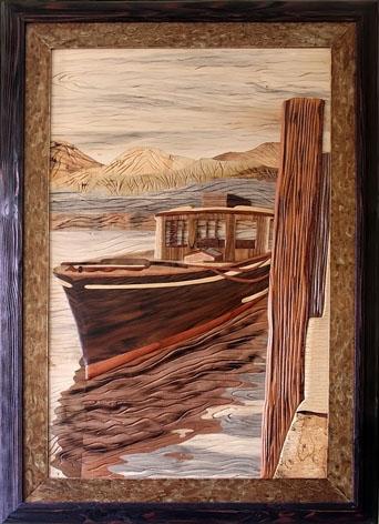 طرح معرق قایق،طرح معرق استاد مهرپرور،معرق استاد مهرپرور،دانلود طرح معرق قایقریالمعرق تفکیک رنگ قایق،رئال قایق