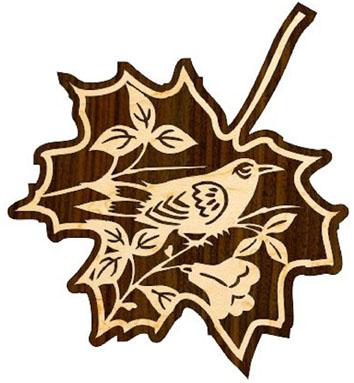 طرح مشبک پرنده ، الگوی برگ و پرنده،الگو های معرقکاری دانلود،طرح معرق مشبک برگ و پرنده